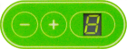 ecofort ecodry 425 Tastenbedienung