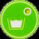 ecofort ecodry 425 Wasserbehälter Anzeige
