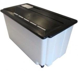 ecofort 425 Wasserbehälter mit Überlaufschutz
