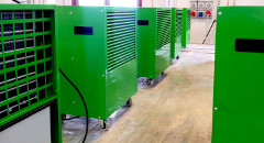ecofort ecodry 425 Produktion