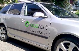ecofort Deutschland Lieferung