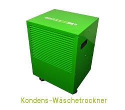 ecofort Kondens-Wäschetrockner